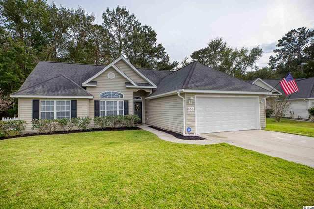 653 W Oak Circle Dr., Myrtle Beach, SC 29588 (MLS #2101463) :: Welcome Home Realty