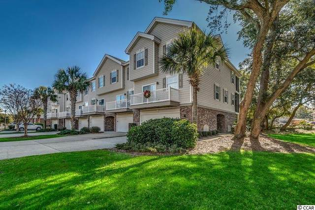 601 N Hillside Dr. #306, North Myrtle Beach, SC 29582 (MLS #2101495) :: The Greg Sisson Team with RE/MAX First Choice