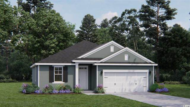 122 Caroline Ct., Murrells Inlet, SC 29576 (MLS #2101496) :: The Litchfield Company