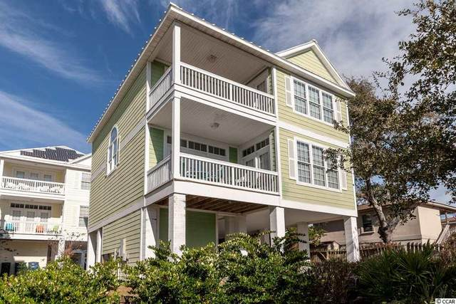 467 Caribbean Way, Myrtle Beach, SC 29579 (MLS #2101501) :: Grand Strand Homes & Land Realty