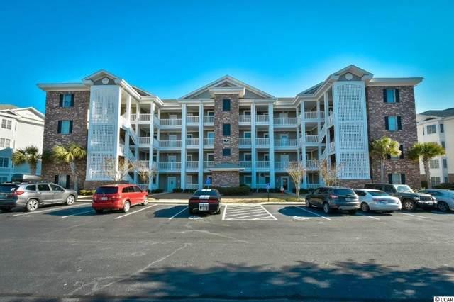 4820 Magnolia Lake Dr. #201, Myrtle Beach, SC 29577 (MLS #2101506) :: Hawkeye Realty