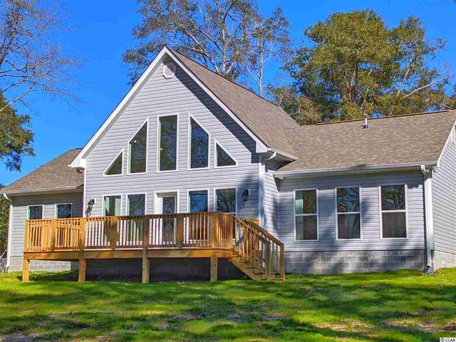 3695 Choppee Rd., Georgetown, SC 29440 (MLS #2101512) :: The Litchfield Company