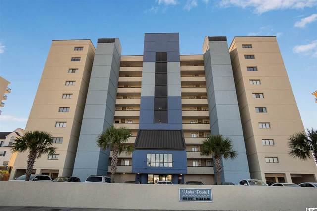4619 S Ocean Blvd. #505, North Myrtle Beach, SC 29582 (MLS #2101513) :: Jerry Pinkas Real Estate Experts, Inc