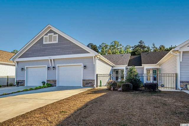 773 Salerno Circle C, Myrtle Beach, SC 29579 (MLS #2101522) :: The Litchfield Company