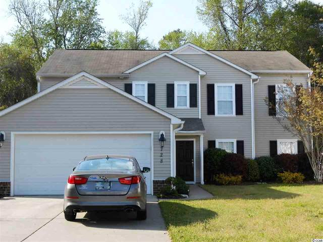 728 Dragonfly Dr., Myrtle Beach, SC 29579 (MLS #2101538) :: The Litchfield Company