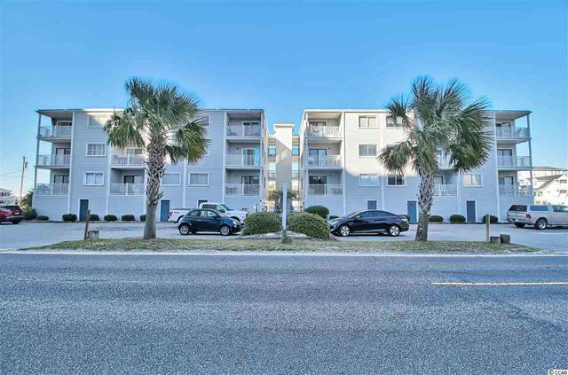 5709 North Ocean Blvd. #303, North Myrtle Beach, SC 29582 (MLS #2101549) :: Dunes Realty Sales