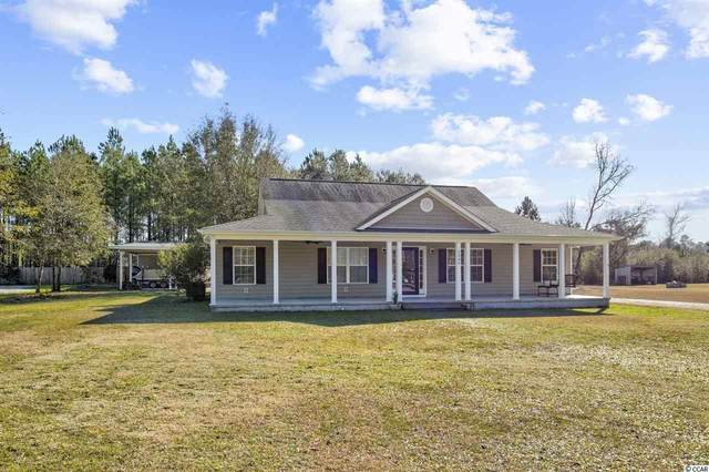 5348 Bear Bluff Dr., Conway, SC 29526 (MLS #2101551) :: Sloan Realty Group