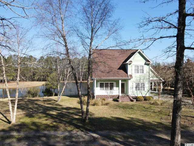 362 Old Cribbtown Rd., Whiteville, NC 28472 (MLS #2101597) :: The Hoffman Group