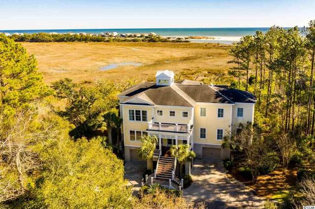288 Tipperary Pl., Pawleys Island, SC 29585 (MLS #2101607) :: The Litchfield Company