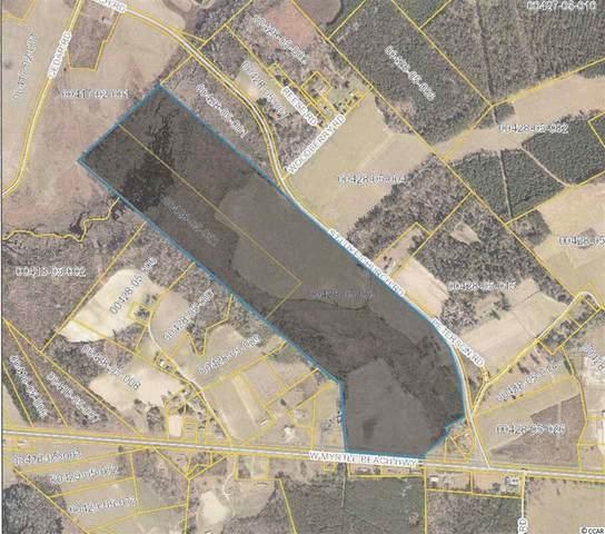 1849 Saint Luke Church Rd., Johnsonville, SC 29555 (MLS #2101629) :: Coastal Tides Realty