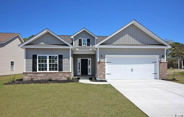 527 Rycola Circle, Surfside Beach, SC 29575 (MLS #2101634) :: The Greg Sisson Team with RE/MAX First Choice