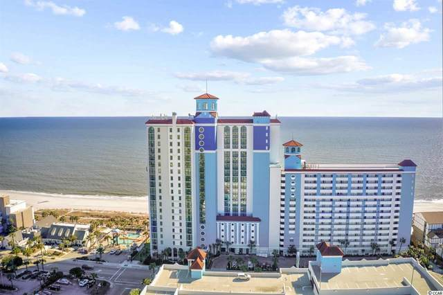 3000 N Ocean Blvd. #1604, Myrtle Beach, SC 29577 (MLS #2101635) :: Coastal Tides Realty