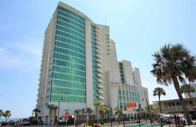 207 S Ocean Blvd. #716, Myrtle Beach, SC 29577 (MLS #2101639) :: Coastal Tides Realty