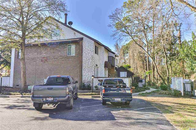 503 Pinewood Rd. 4A, Myrtle Beach, SC 29577 (MLS #2101640) :: The Litchfield Company