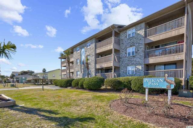 612 S Ocean Blvd. 102A, Surfside Beach, SC 29575 (MLS #2101641) :: The Lachicotte Company
