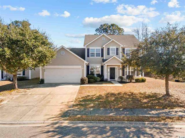 828 Indian Wood Ln., Myrtle Beach, SC 29588 (MLS #2101645) :: The Litchfield Company