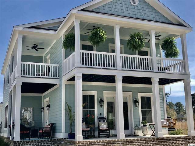 186 Spreading Oak Dr., Pawleys Island, SC 29585 (MLS #2101654) :: The Greg Sisson Team with RE/MAX First Choice