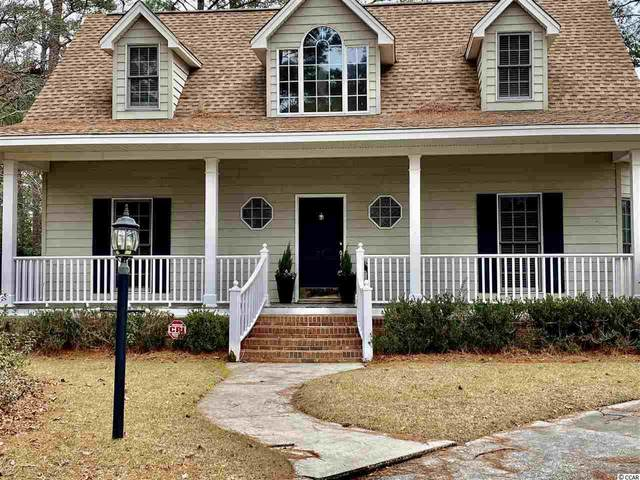 57 Patriot Ct., Georgetown, SC 29440 (MLS #2101660) :: The Litchfield Company