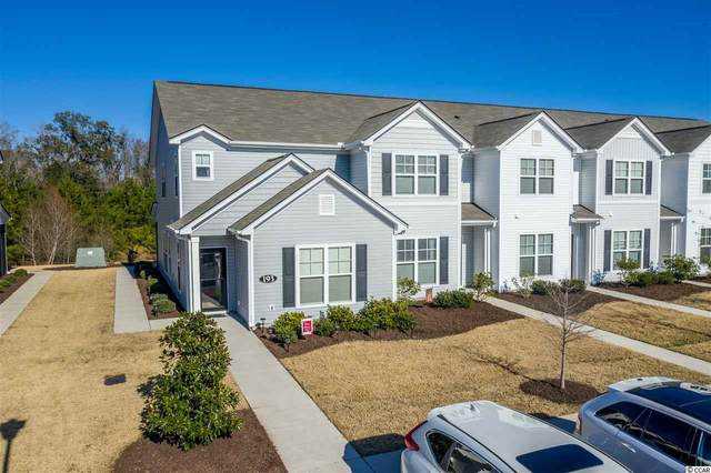 193 Olde Towne Way #1, Myrtle Beach, SC 29588 (MLS #2101661) :: Hawkeye Realty