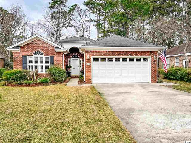 1405 Fox Hollow Way, North Myrtle Beach, SC 29582 (MLS #2101665) :: The Litchfield Company