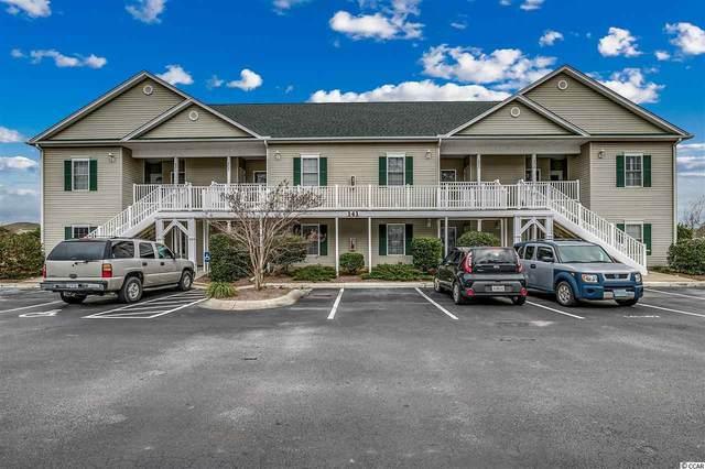 141 Lazy Willow Ln. #204, Myrtle Beach, SC 29588 (MLS #2101666) :: Armand R Roux | Real Estate Buy The Coast LLC