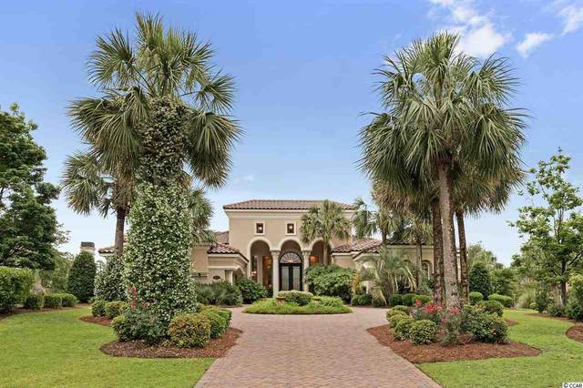 9873 Bellesera Circle, Myrtle Beach, SC 29579 (MLS #2101667) :: The Lachicotte Company