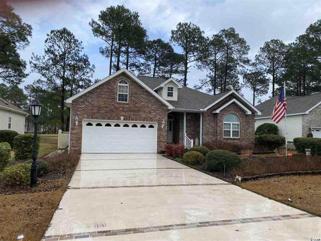 510 Montaigne Ct., Calabash, NC 28467 (MLS #2101681) :: The Litchfield Company