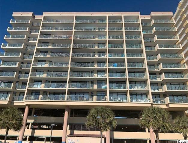 501 S Ocean Blvd. #404, North Myrtle Beach, SC 29582 (MLS #2101683) :: The Litchfield Company