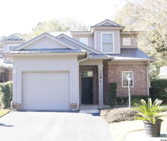 108 Twelve Oaks Dr. #1, Pawleys Island, SC 29585 (MLS #2101684) :: Jerry Pinkas Real Estate Experts, Inc