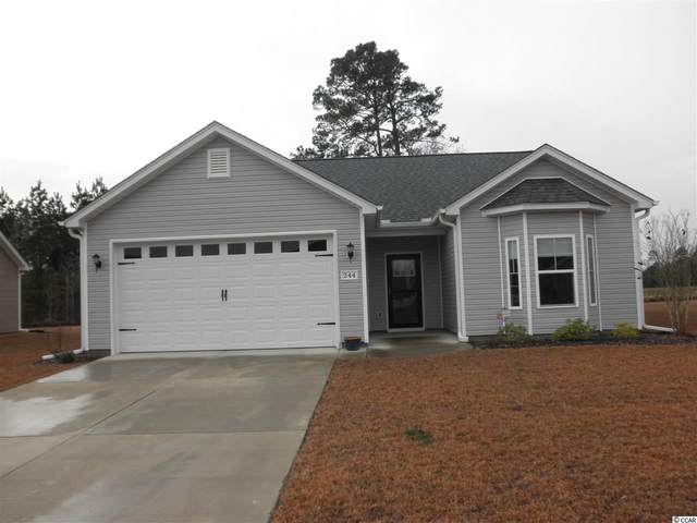 244 Maiden's Choice Dr., Conway, SC 29527 (MLS #2101685) :: Right Find Homes