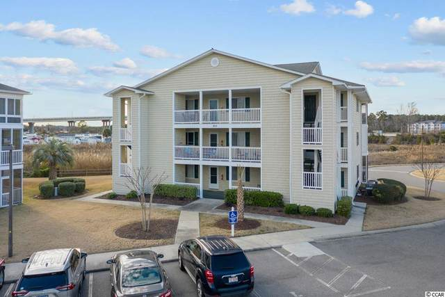 203 Landing Rd. H, North Myrtle Beach, SC 29582 (MLS #2101687) :: Right Find Homes