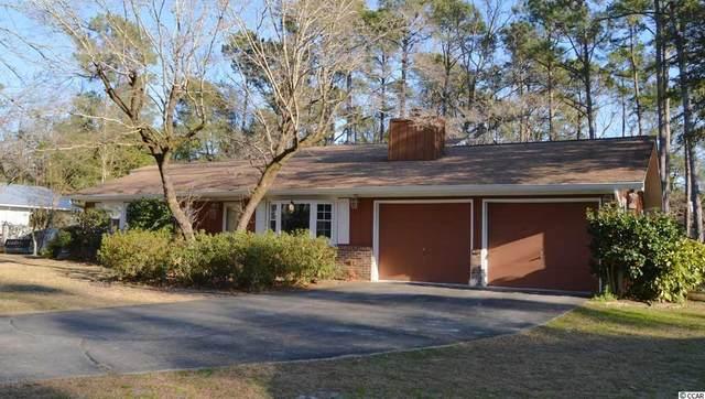 5 Fairway Ct., Carolina Shores, NC 28467 (MLS #2101691) :: The Lachicotte Company