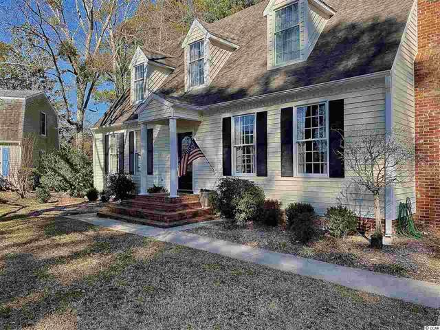 100 Nunn Ct., Longs, SC 29568 (MLS #2101713) :: The Litchfield Company