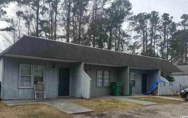 190 Ranchette Circle, Myrtle Beach, SC 29588 (MLS #2101718) :: Right Find Homes