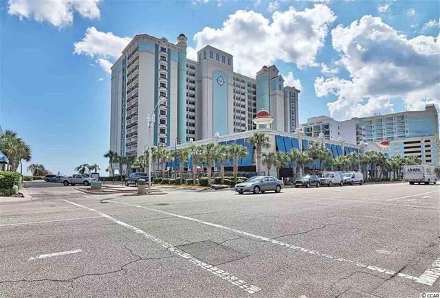 2311 S Ocean Blvd. #467, Myrtle Beach, SC 29577 (MLS #2101731) :: Surfside Realty Company