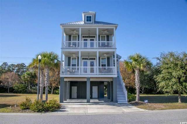 97 Enclave Pl., Pawleys Island, SC 29585 (MLS #2101732) :: The Litchfield Company