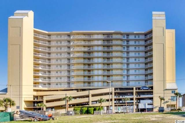 5400 N Ocean Blvd. 5-C, North Myrtle Beach, SC 29582 (MLS #2101741) :: Jerry Pinkas Real Estate Experts, Inc