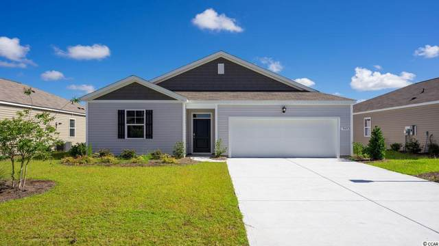623 Norwich Ln., Myrtle Beach, SC 29588 (MLS #2101758) :: The Litchfield Company