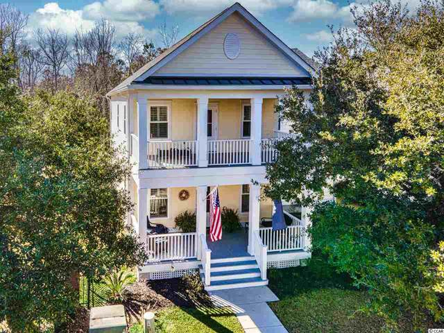 1526 James Island Ave., North Myrtle Beach, SC 29582 (MLS #2101760) :: Duncan Group Properties