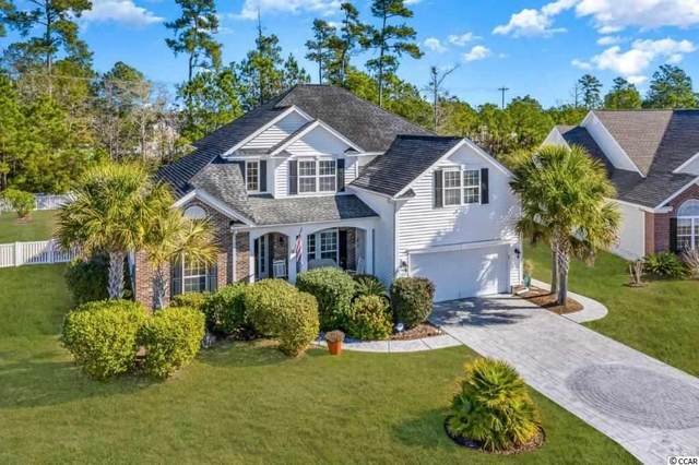 353 Green Creek Bay Circle, Murrells Inlet, SC 29576 (MLS #2101775) :: The Litchfield Company