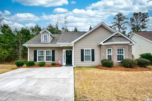 116 Carolines Cove Ct., Myrtle Beach, SC 29588 (MLS #2101776) :: The Litchfield Company