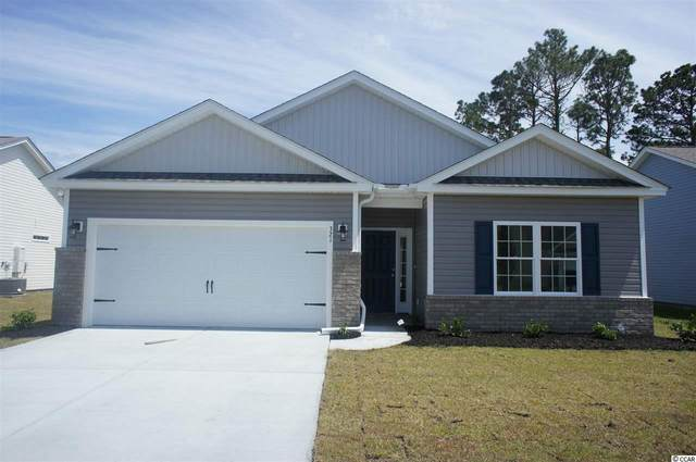 554 Rycola Circle, Surfside Beach, SC 29575 (MLS #2101787) :: Hawkeye Realty