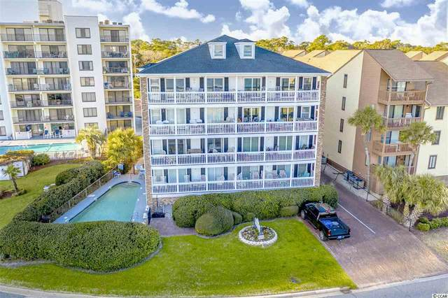 5501 N Ocean Blvd. N #402, Myrtle Beach, SC 29577 (MLS #2101792) :: The Hoffman Group