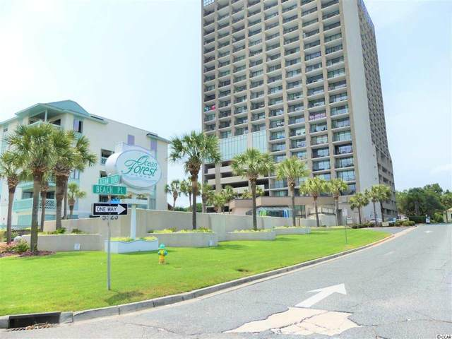 5523 N Ocean Blvd. #1804, Myrtle Beach, SC 29577 (MLS #2101795) :: Coastal Tides Realty