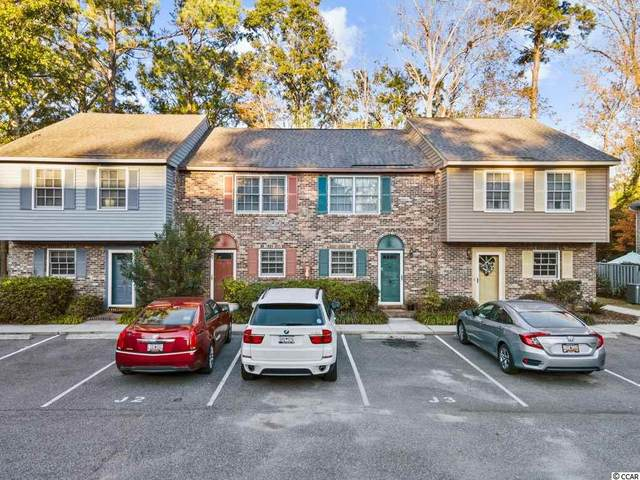 830 44th Ave. N J3, Myrtle Beach, SC 29577 (MLS #2101796) :: The Litchfield Company