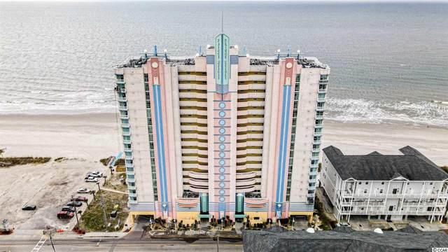 3500 N Ocean Blvd. #703, North Myrtle Beach, SC 29582 (MLS #2101803) :: The Litchfield Company