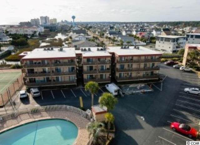 6309 N Ocean Blvd. 10F, North Myrtle Beach, SC 29582 (MLS #2101806) :: Coastal Tides Realty