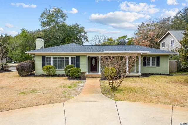 601 Calhoun Rd., Myrtle Beach, SC 29577 (MLS #2101808) :: The Litchfield Company