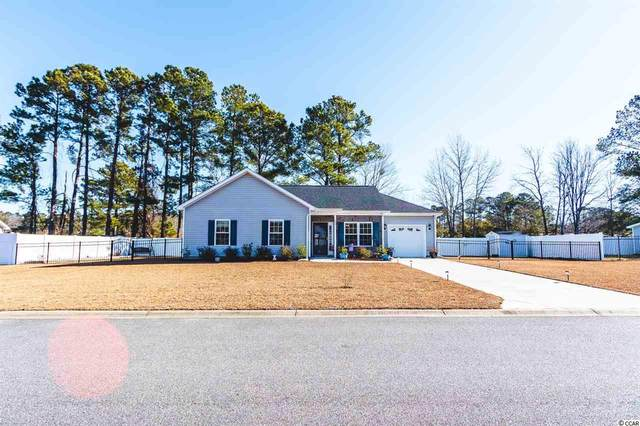 205 Holden Dr., Myrtle Beach, SC 29588 (MLS #2101822) :: Right Find Homes