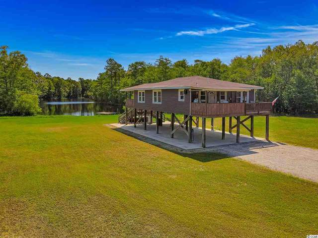 820 Rowe Pond Rd., Conway, SC 29526 (MLS #2101823) :: The Hoffman Group